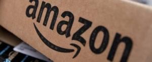 Picture of Amazon box