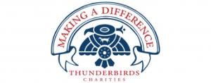 Thunderbirds Charities logo