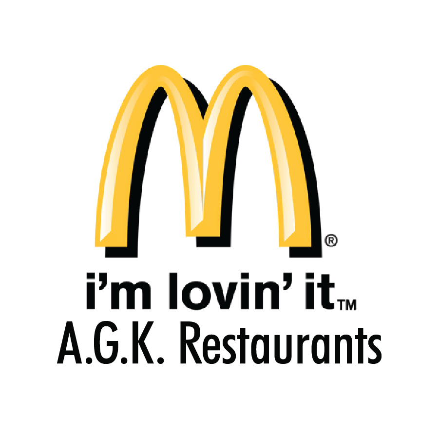 A.G.K. Restaurants logo