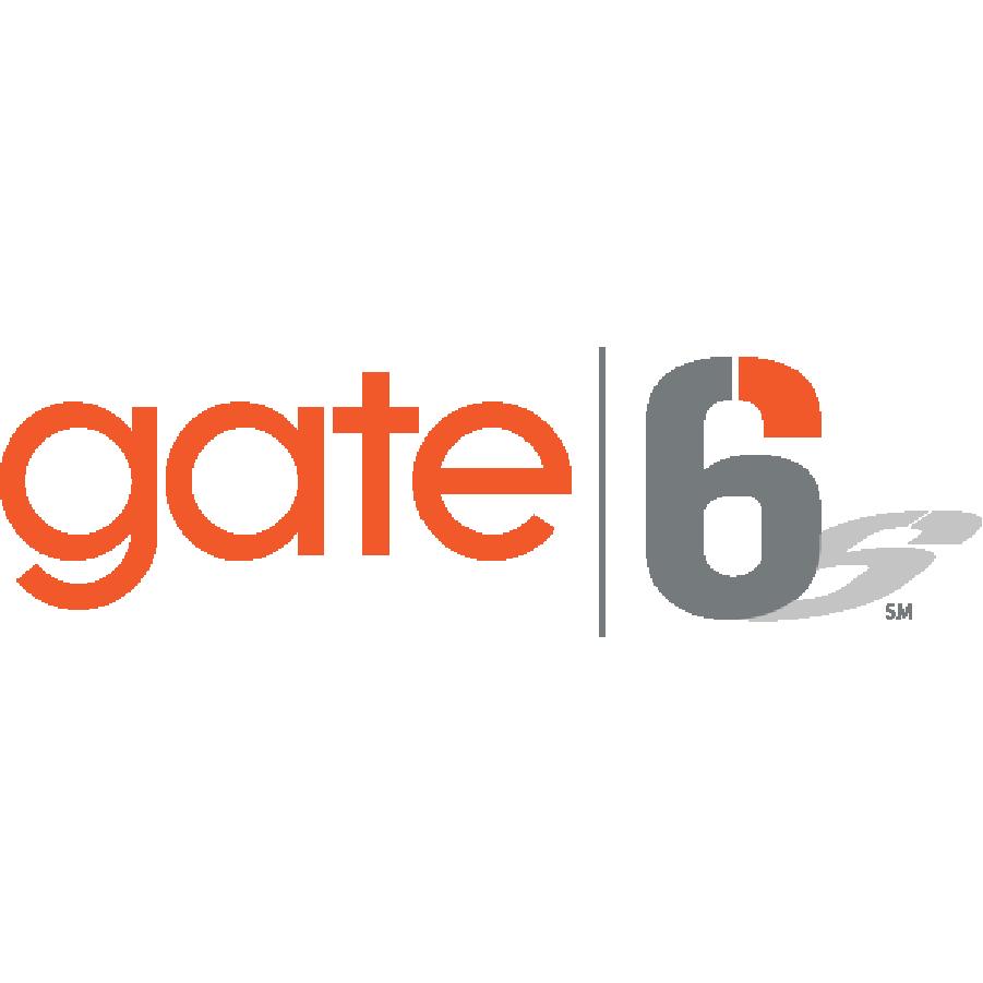Gate 6 logo