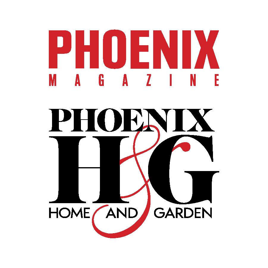 Phoenix Magazine / Phoenix Home & Garden logo