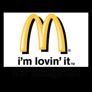 McDonald's - WBF Management Logo